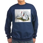 Beltsville White Turkey Sweatshirt (dark)