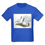 Beltsville White Turkey Kids Dark T-Shirt
