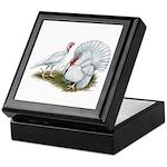 Beltsville White Turkey Keepsake Box
