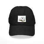 Beltsville White Turkey Black Cap