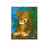 Leopard Tree Postcards (Package of 8)