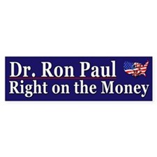Ron Paul Bumper Sticker (50 pk)