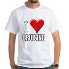 I Love (Heart) Cruising Shirt