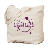 Wine Wench Tote Bag