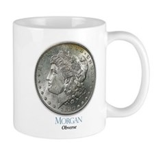 Morgan Dollar Shop Mug