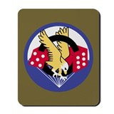 506th PIR Para Dice Mousepad