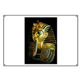 Egypt Pharao Mask Banner