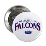 "Aluminum Falcons 2.25"" Button"