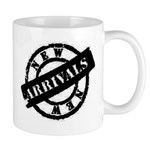 New Arrivals black Mug