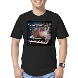 Cat On A Keyboard In Space T