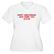 happy Anniversary Love Kerry T-Shirt