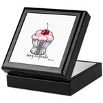 Sexy Cupcake Keepsake Box