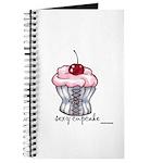 Sexy Cupcake Journal