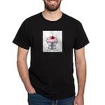 Sexy Cupcake Dark T-Shirt