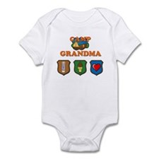 Campgrandma Body Suit