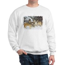 """Wolf Pack"" Sweatshirt"