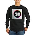 Auburn Public Theater Long Sleeve Dark T-Shirt