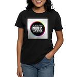 Auburn Public Theater Women's Dark T-Shirt
