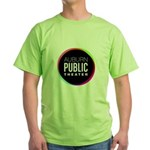 Auburn Public Theater Green T-Shirt