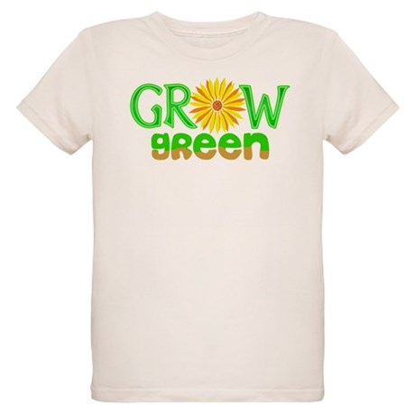 Grow Green Organic Kids T-Shirt