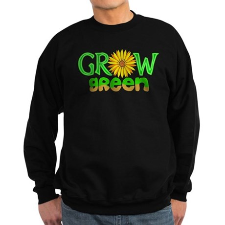 Grow Green Sweatshirt (dark)