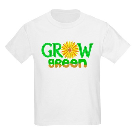 Grow Green Kids Light T-Shirt