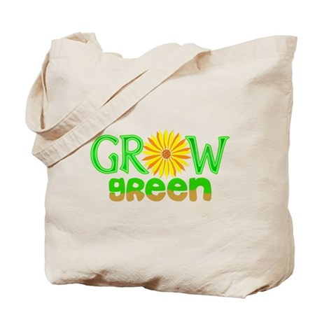 Grow Green Tote Bag