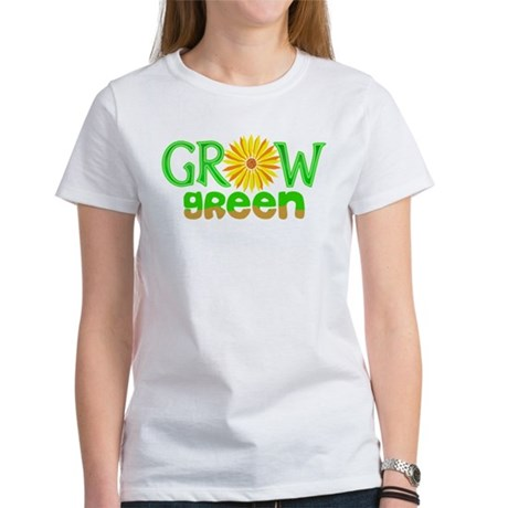 Grow Green Women's T-Shirt