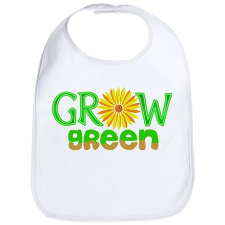 Grow Green Bib