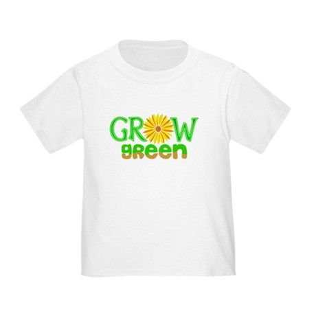 Grow Green Toddler T-Shirt