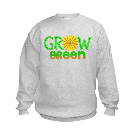 Grow Green Kids Sweatshirt