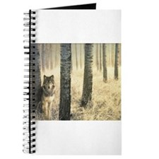 """Wolf In Woods"" Journal"