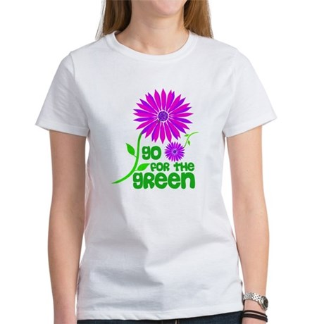 Go for the Green Women's T-Shirt