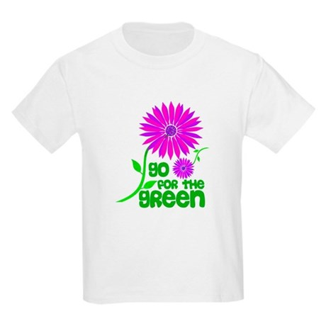 Go for the Green Kids Light T-Shirt