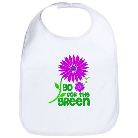 Go for the Green Bib
