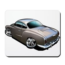 Karmann Ghia Brown Mousepad