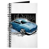 Bg Karmann Ghia Blue Journal