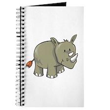 Two Horn Rhino Journal