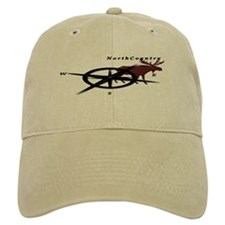 North Country Moose Baseball Cap
