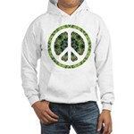 CND Floral7 Hooded Sweatshirt
