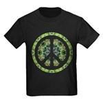 CND Floral7 Kids Dark T-Shirt