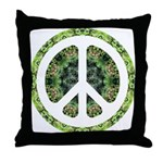 CND Floral7 Throw Pillow
