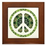 CND Floral7 Framed Tile