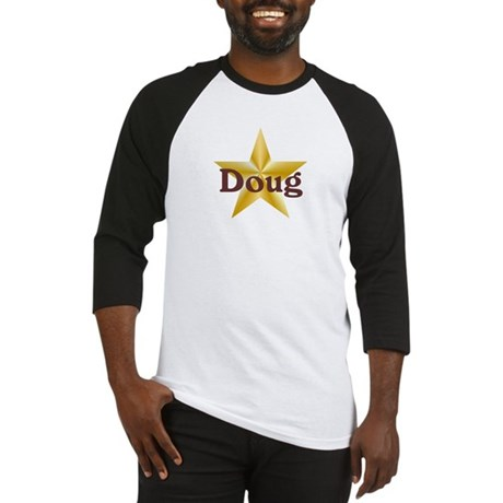 Personalized Doug Baseball Jersey