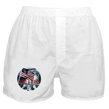 Chris Craft Make a Wake Boxer Shorts