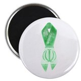 Unique Iran flag Magnet