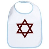 Star of David - Judaism Bib