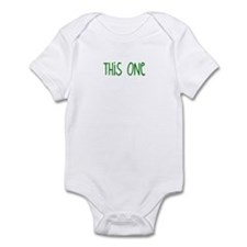 """This One"" Infant Bodysuit"