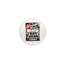 Beast with 1,000,000 Eyes Mini Button (10 pack)