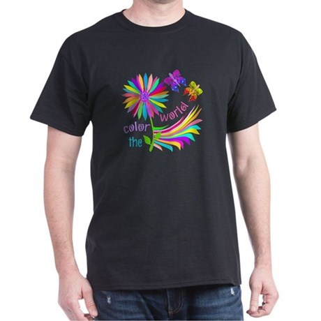 Color the World Dark T-Shirt